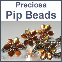 New in Pip Beads